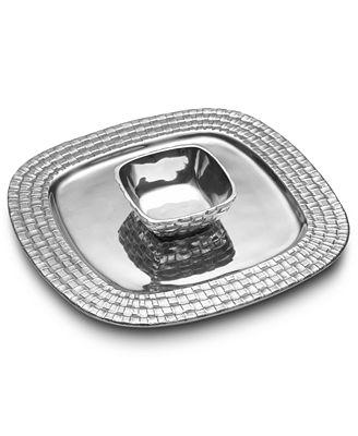 Towle Serveware, Vineyard Chip and Dip