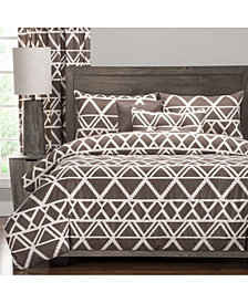 Pologear Geotribe 6 Piece Full Size Luxury Duvet Set