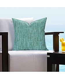 Deep Sea Indoor-Outdoor Designer Throw Pillow