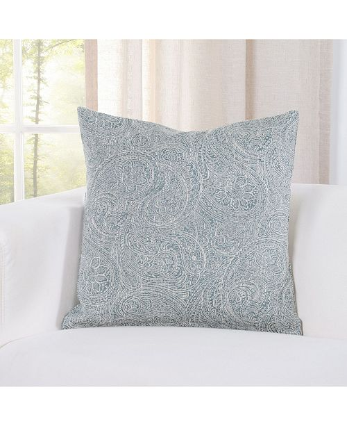 "PoloGear Newport 16"" Designer Throw Pillow"
