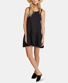 Free People Easy Street Pullover Mini Dress