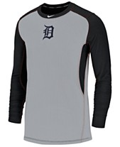 the latest 6a592 272c1 Nike Men s Detroit Tigers Authentic Collection Game Top Pullover