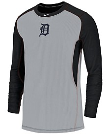 Nike Men's Detroit Tigers Authentic Collection Game Top Pullover