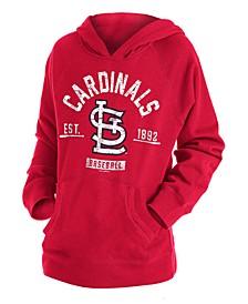 Big Boys St. Louis Cardinals Fleece Pullover Hoodie