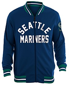 New Era Men's Seattle Mariners Lineup Track Jacket