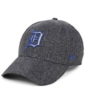 online retailer aeba8 a10a7  47 Brand Detroit Tigers Flecked MVP Cap