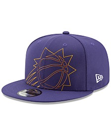 New Era Phoenix Suns Light It Up 9FIFTY Snapback Cap