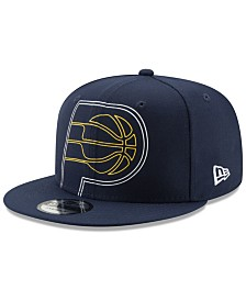 New Era Indiana Pacers Light It Up 9FIFTY Snapback Cap