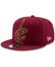 New Era Cleveland Cavaliers Light It Up 9FIFTY Snapback Cap