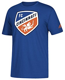 Men's FC Cincinnati Primary Logo The Go-To T-Shirt