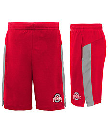 Outerstuff Little Boys Ohio State Buckeyes Grand Shorts