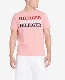 Tommy Hilfiger Men's Cabrera Logo Graphic T-Shirt