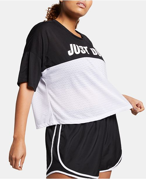 Nike Plus Size Dri-FIT Running Top