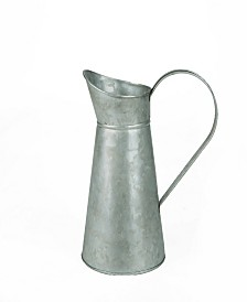 Iron Flower Water Pitcher