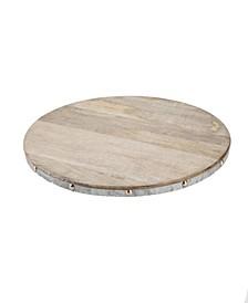 Wood Lazy Susan Turntable
