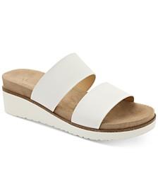 XOXO Petra Wedge Sandals
