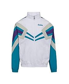 Men's MVB Logo Taped Track Jacket