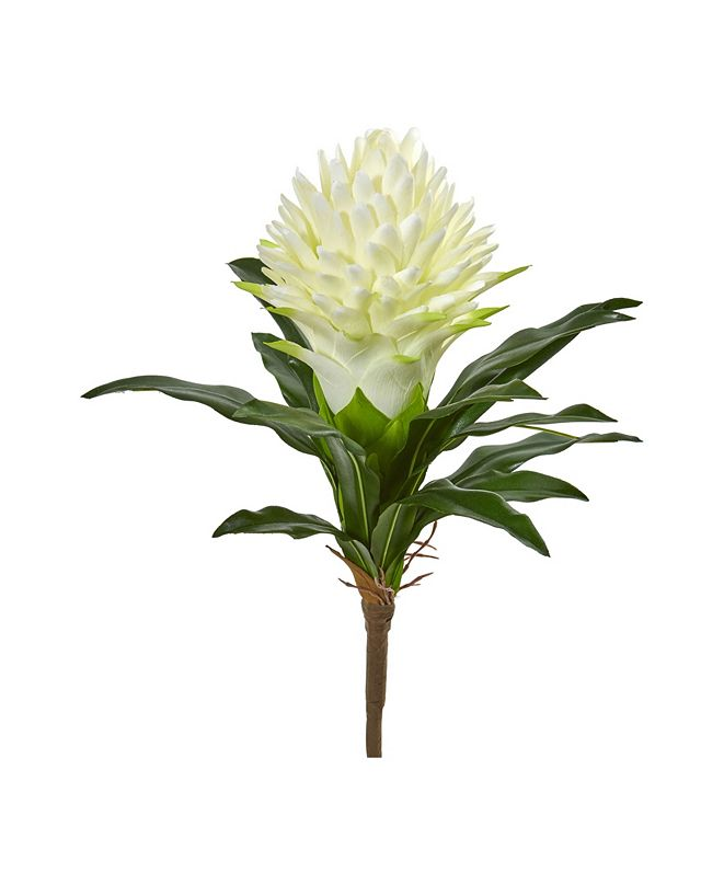 """Nearly Natural 17"""" Ginger Artificial Flower (Set of 4)"""