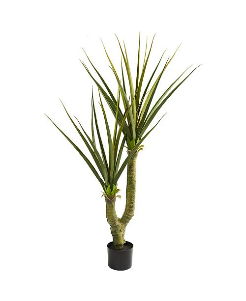 Nearly Natural 5' Yucca Artificial Plant
