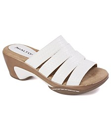 Valora Casual Slide Sandals