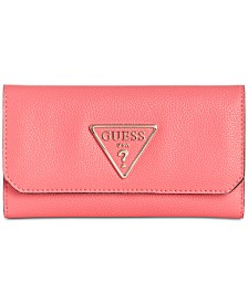 GUESS G Legend Boxed Clutch Wallet