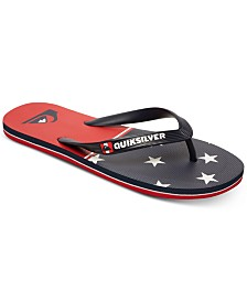 Quiksilver Men's Mokolai Stars Sandals