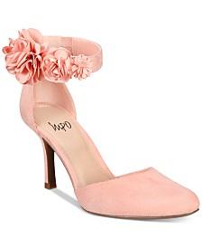 Impo Tyrisha Flower Pump Heels
