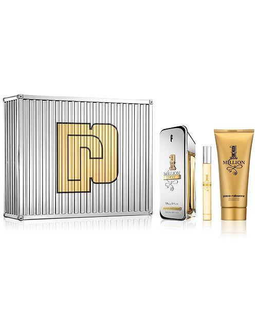 Paco Rabanne 1 Million Lucky 3-Pc. Gift Set