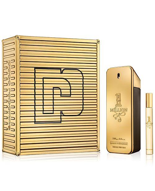 Paco Rabanne Men's 2-Pc. 1 Million Eau de Toilette Gift Set, Exclusively at Macy's!