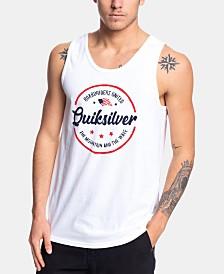 Quiksilver Men's Circular Logo Tank
