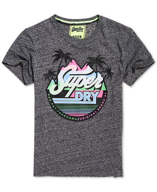 Superdry Men's Malibu Logo T-Shirt