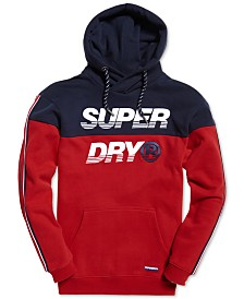 Superdry Men's Colorblocked Logo Hoodie