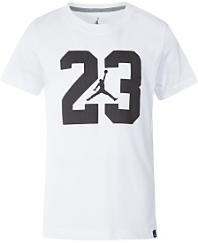 Jordan Graphic-Print T-Shirt, Little Boys (4-7)