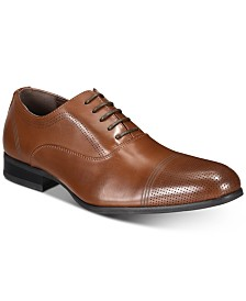 Unlisted by Kenneth Cole Men's ST-EEL HOME Oxfords
