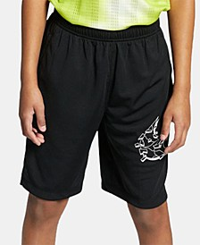 Big Boys Logo-Graphic Training Shorts
