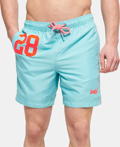 Superdry Men's Water Polo Swim Shorts
