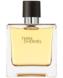 HERMÈS Terre d'Hermès Parfum, 2.5-oz.