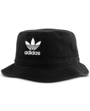 Adidas Originals ADIDAS MEN'S ORIGINALS WASHED BUCKET HAT