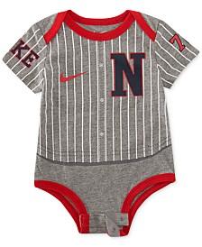 Nike Baby Boys Baseball Jersey Graphic Bodysuit