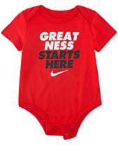 532117f0c Nike Baby Boys Greatness Graphic Bodysuit