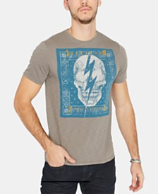 Buffalo David Bitton Men's Todigo Skull Graphic T-Shirt