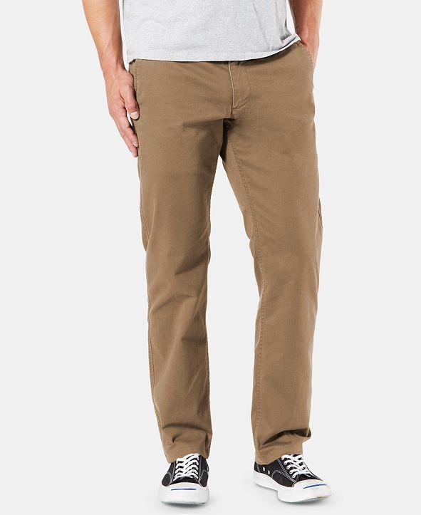 Dockers Men's Straight Fit Original Khaki All Seasons Tech Pants