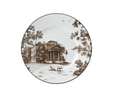 Wedgwood Parkland Accent Plate Stowe House