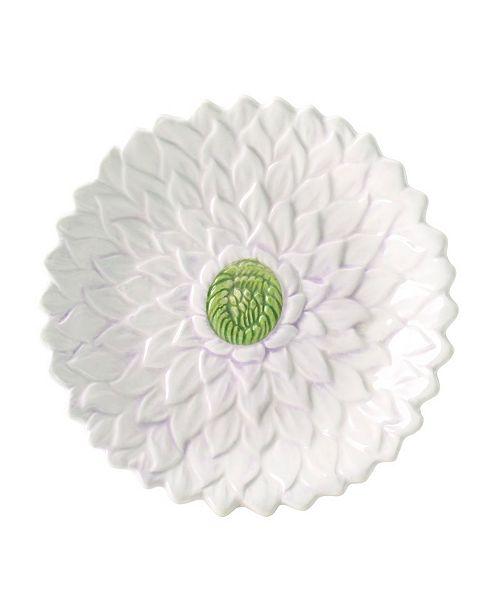 Mikasa Dinnerware, Silk Floral Lavender  Appetizer Plate