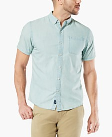 Dockers Men's Slim-Fit Alpha Icon Shirt