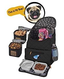 Dog Gear Weekender Backpack