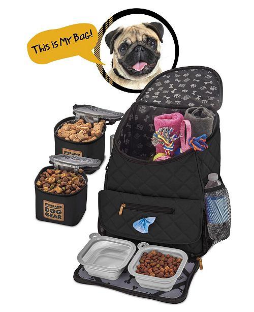 Overland Dog Gear Weekender Backpack