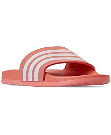 adidas Women's Adilette Slide Sandals from Finish Line