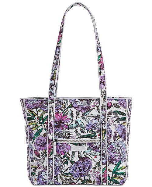 5dec3c7156440 Vera Bradley Iconic Small Vera Tote   Reviews - Handbags ...