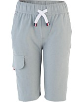 db58592a0d Tommy Hilfiger Big Boys Pull-On Jogger Cargo Shorts